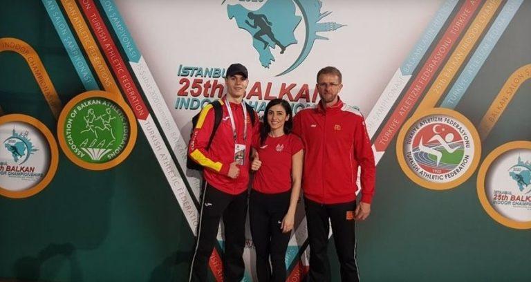 Drita Islami në Stamboll për Kampionatin Ballkanik