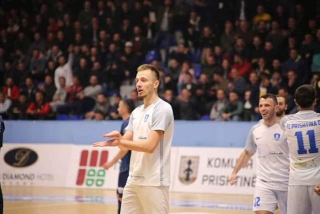Futsal, Prishtina falë Eljesa Nezirit fiton Kupën e Kosovës
