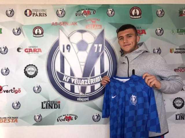 Hamza Rahmani firmos me Vëllazërimin e Kërçovës
