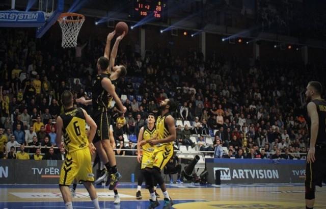 Basketboll, Peja fiton Kupën e Kosovës