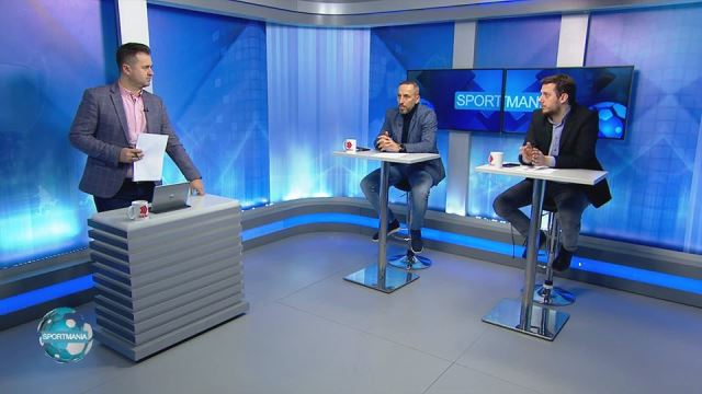 Emisioni 'Sportmania' me Arben Nuhiun dhe Mustafa Ademin (10 shkurt 2020)