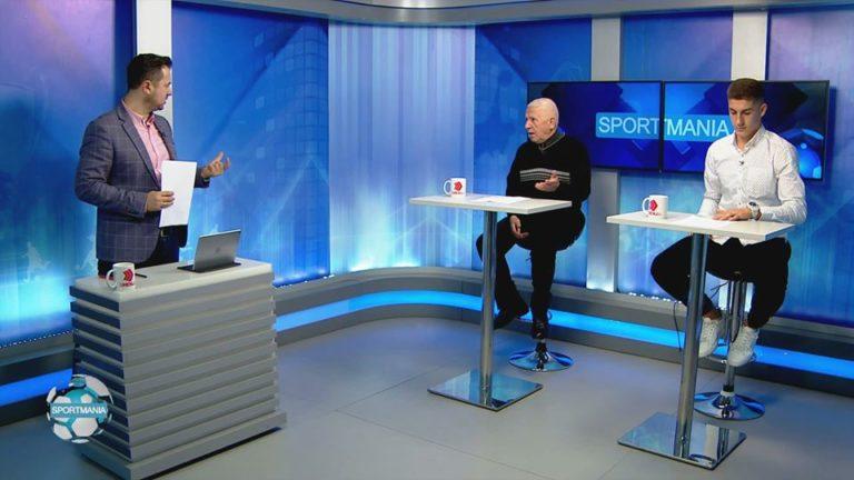 Emisioni 'Sportmania' me Alban Taipin dhe Shaban Sinanin (24 shkurt 2020)