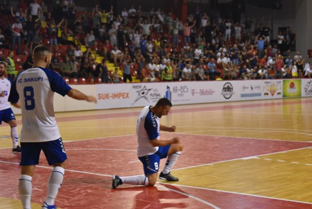 Mësohen ndeshjet çerekfinale të Kupës në futsall