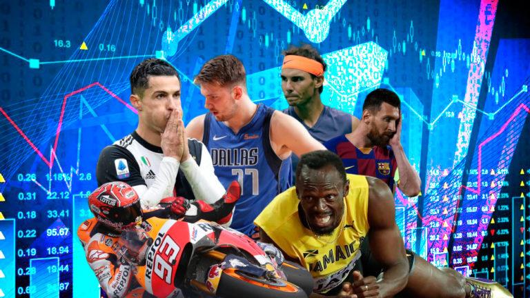 Statistikat e panjohura të legjendave të sportit