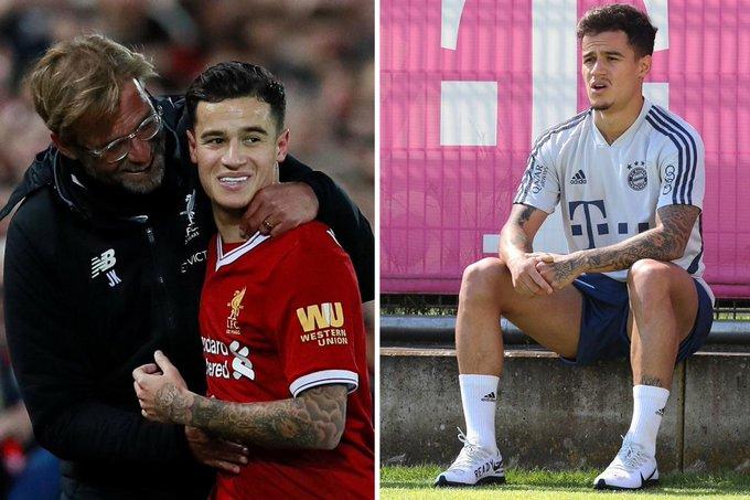 Coutinho pranon ulje page vetëm e vetëm të transferohet te Liverpooli