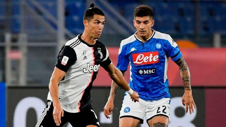 Kanë pikë të barabarta, por pse Napoli është para Juventusit në renditjen tabelore?