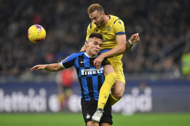 Formacionet e mundshme: Hellas Verona – Inter, Rrahmani para një testi të rëndësishëm