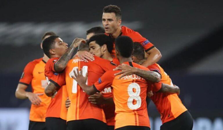 Shakhtar nuk përmbahet ndaj Baselit, siguron gjysmëfinalen në Ligën e Evropës