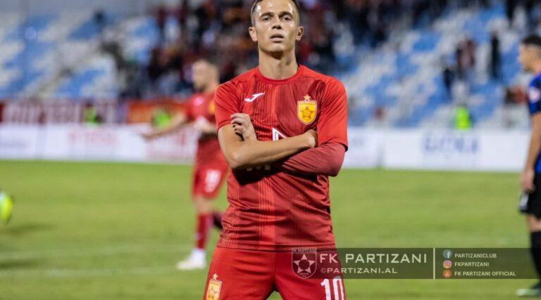 AIK heq dorë nga Jasir Asani, sulmuesi i Partizanit shqyrton ofertat e tjera