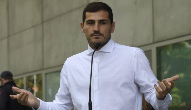 Casillas kujton sulmin në zemër: Mourinho ishte një nga njerëzit e parë me të cilët fola