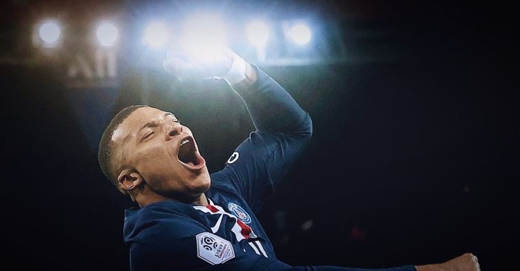Mbappes i duhet një gol sonte për të thyer rekordin e Messit