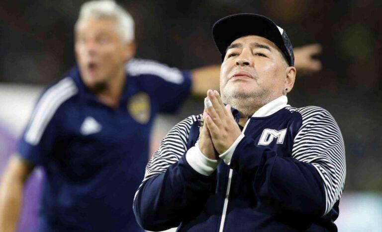 Ndërron jetë legjenda e futbollit, Diego Armando Maradona
