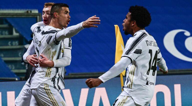 Juventusi fiton Super Kupën e Italisë