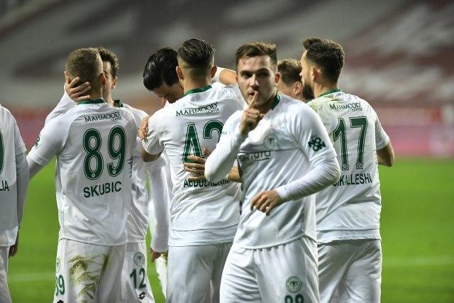 Dy golat ndaj Gallatasarayt i sigurojnë Dacit vend në formacionin e javës