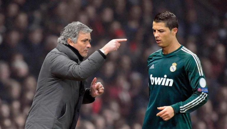 Mourinho 'harron' Ronaldon: Tre lojtarët më të mirë në histori janë Messi, Pele dhe Maradona