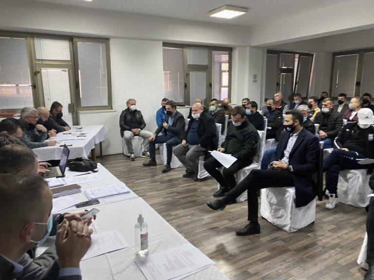 LFK Kërçovë rikandidon Muamed Sejdinin për president të FFM-së