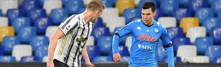 Napoli e konfirmon, Lozano do mungojë një muaj