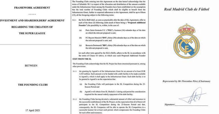 Publikohet dokumenti, klubet që largohen nga Superliga duhet të paguajnë dëmshpërblim