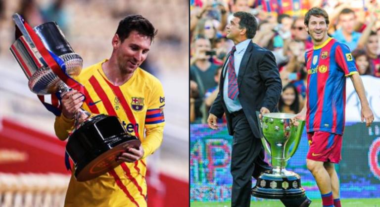 ESPN mëson detajet e kontratës që Laporta po përgatit për Messin