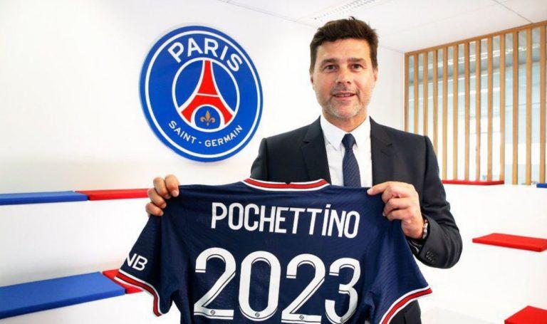 ZYRTARE: Pochettino vazhdon kontratën me PSG
